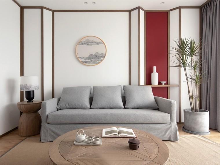 上海新中式风格的住宅