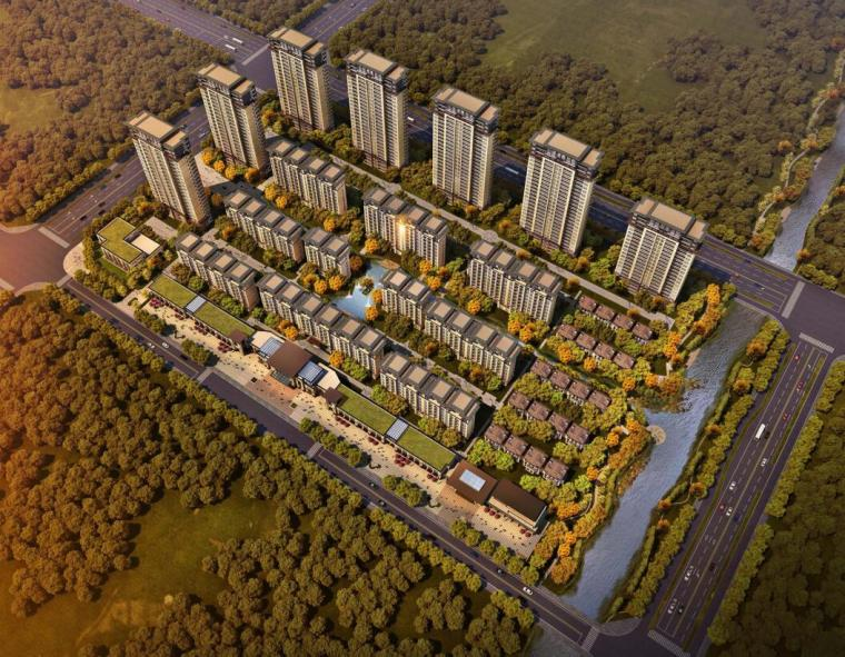 [安徽]新中式風格住宅建筑方案文本-聯創(PDF+162頁)