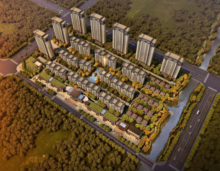 [安徽]新中式风格住宅建筑方案文本-联创(PDF+162页)