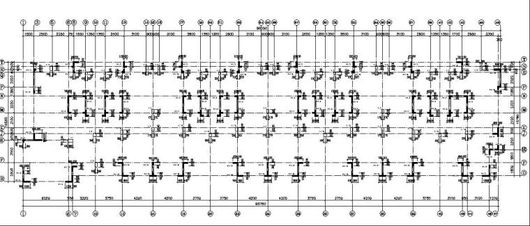 宁波18层剪力墙结构高层住宅结构施工图