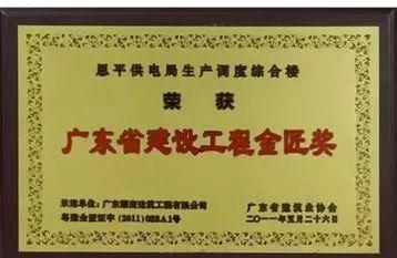 别只知道鲁班奖,全国优质工程的奖项大全都在这儿了!