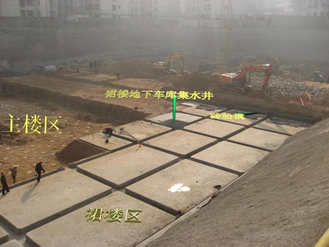 高层住宅楼施工全过程图解