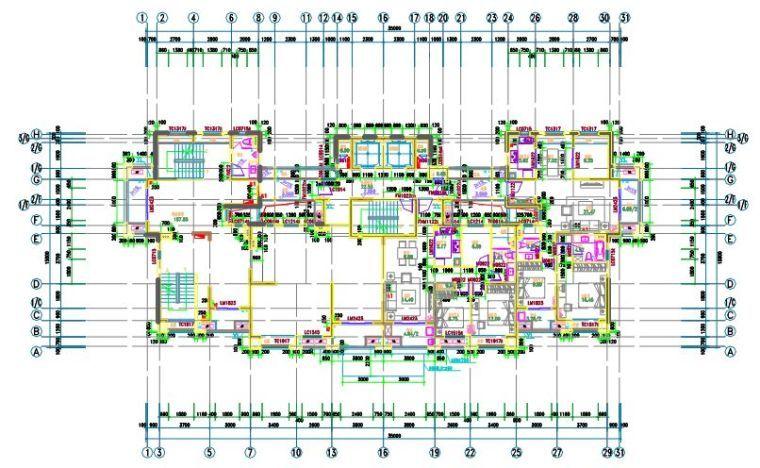 18层PCF剪力墙结构工期缩短3个月