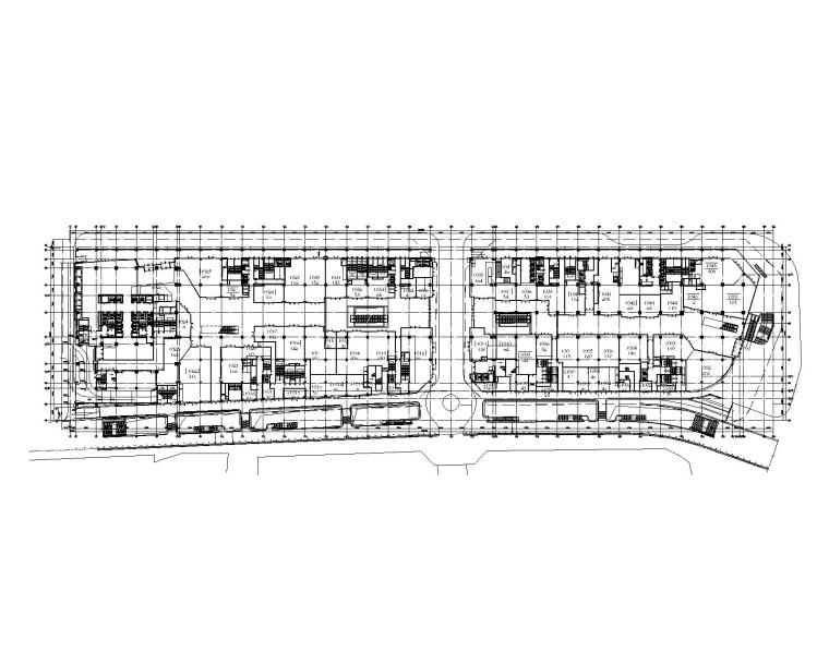 [四川]香港Lead8-成都星汇广场内装CAD平面图丨方案丨SU模型丨效果图