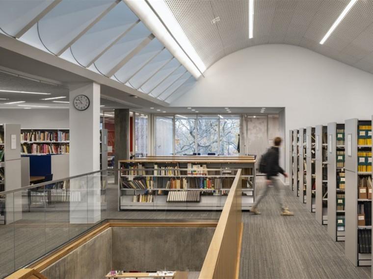 美国德斯顿文化伦理学院Tate图书馆
