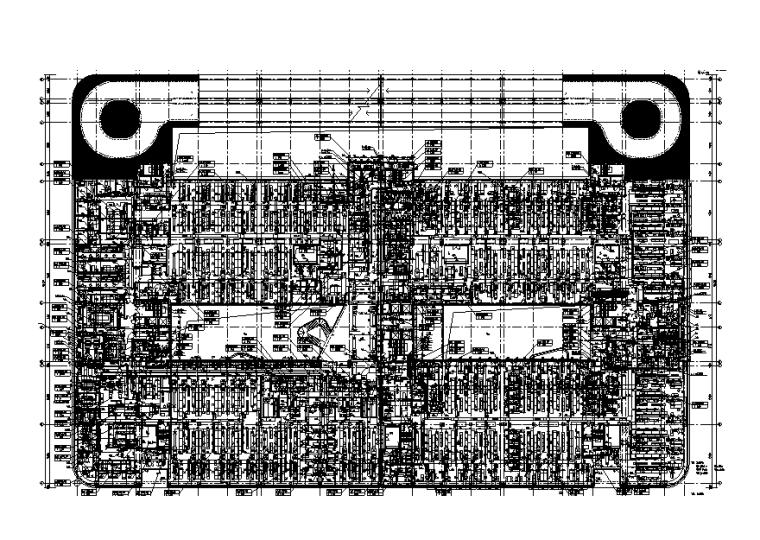 五层办公楼暖通设计施工图(大院出品)