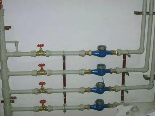 给排水规范学习之室内给水管道安装_1