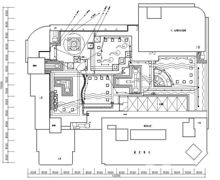 景观细部施工图—照明系统施工图设计