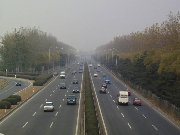城市快速路设计规程第四章通行能力及服务水平分析