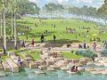 35张滨水景观效果图参考