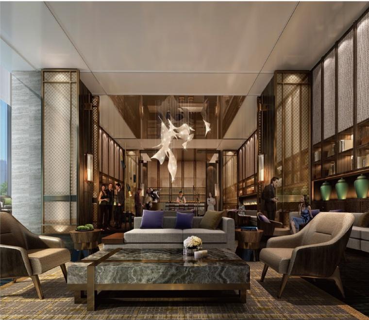 [江西]CCD-南昌绿地会展中心酒店艺术品概念方案