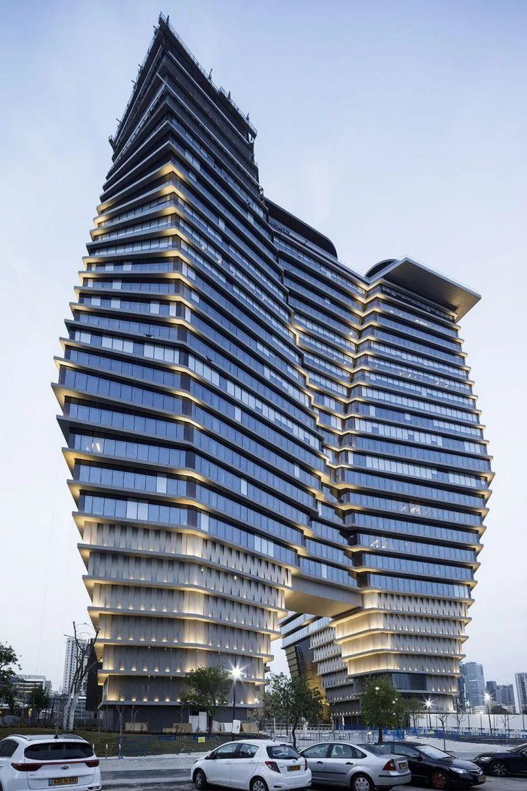 最新办公大楼设计·4款