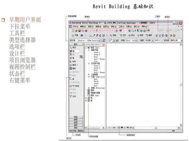 revit教程一RevitArchitecture基础知识-Revit参数配置