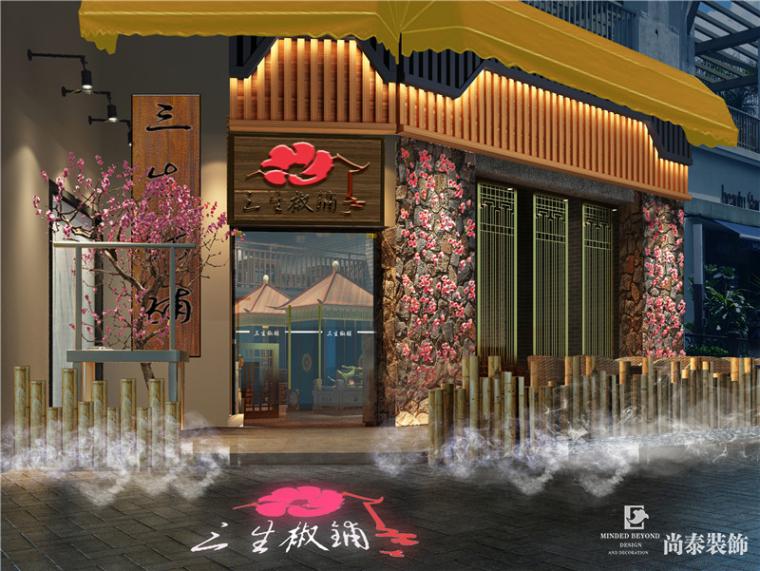 2019比较流行的主题餐厅装修风格