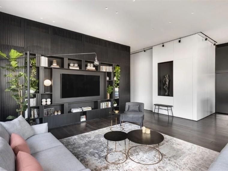 现代感公寓资料下载-充满现代质感的公寓