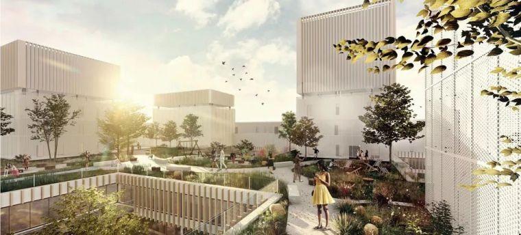 一大波未来畅想城市设计方案来袭——国际竞赛结果公布