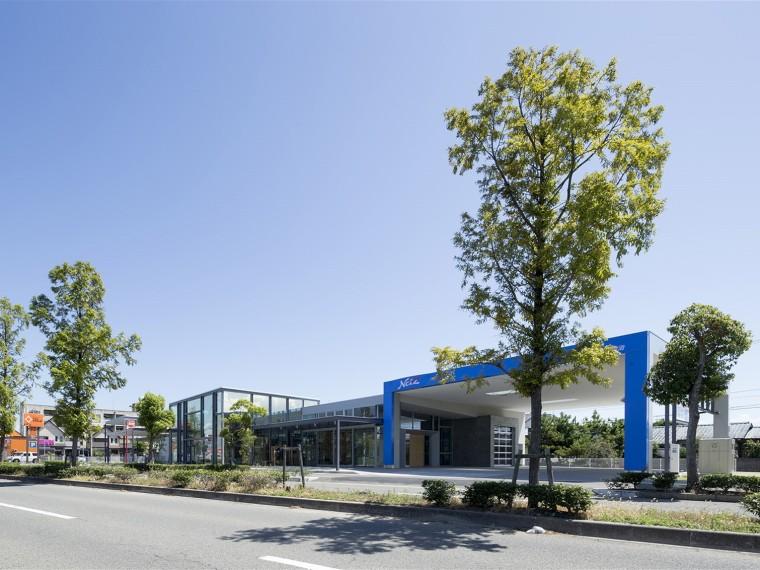 日本J.SpotImabari汽车展室及服务商店