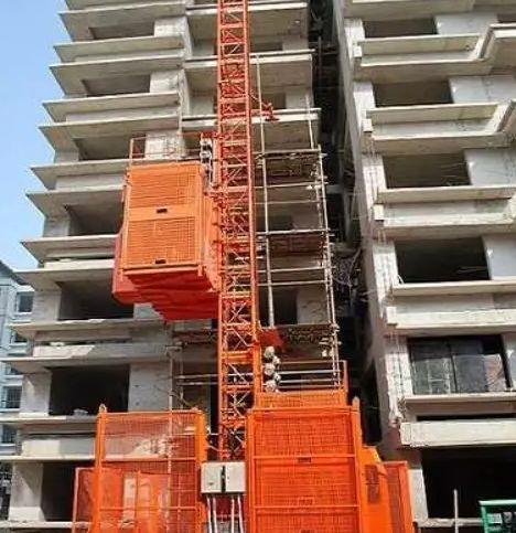 高层施工电梯的安全管理经验总结,提前策划很重要!