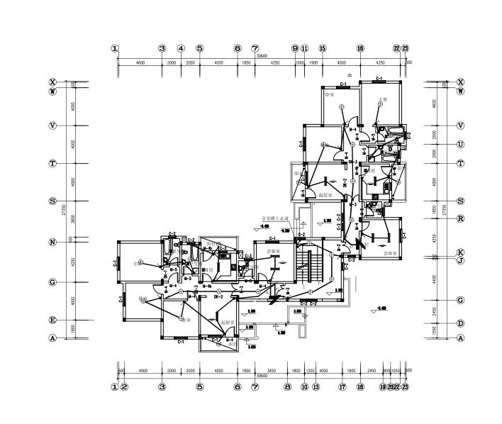 水电安装图纸PDF(19页)