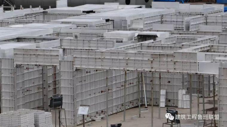 走进中建三局铝模施工现场,看看建筑公司为什么都在推广铝模板?