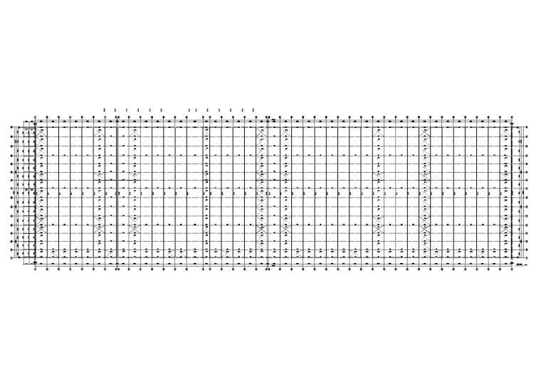 [江苏]生产车间结构施工图(2010)