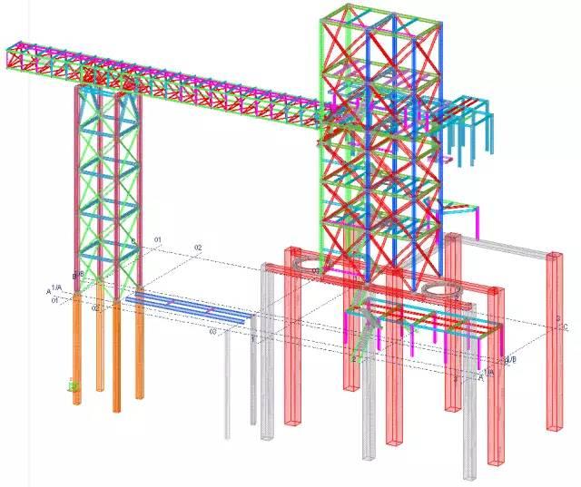 对于钢结构详图设计的几点思考_1