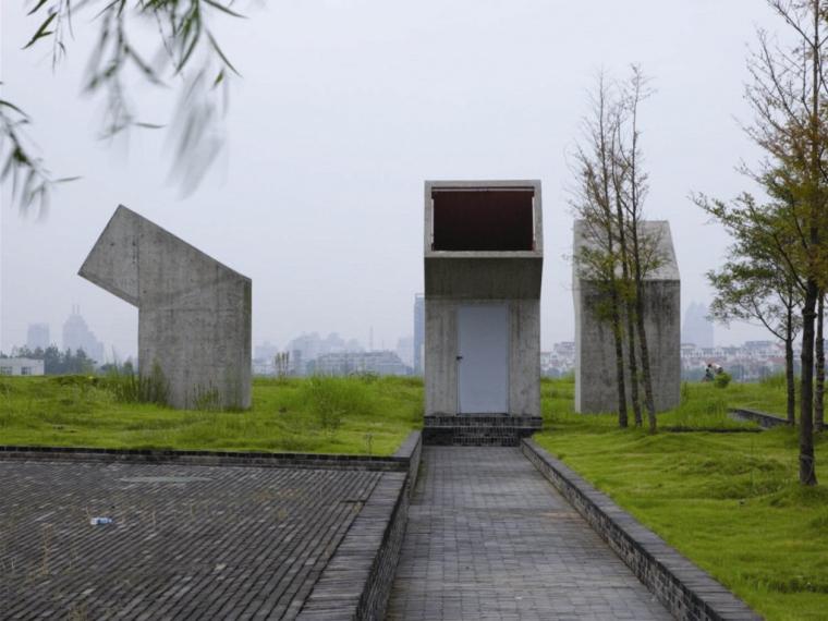 金华建筑公园6号厕所