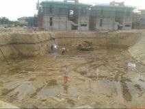 天津污水处理站基坑降水施工方案