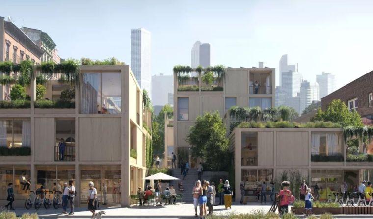 宜家要以DIY模式进入房地产,解决未来16亿人的住房问题!