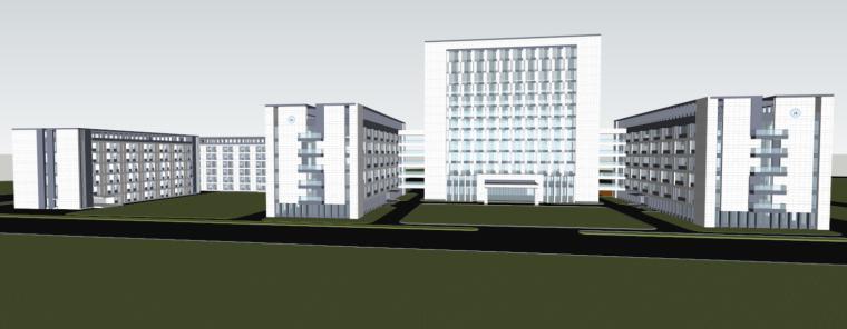 [四川]成都四川理工职业技术学院建筑模型设计