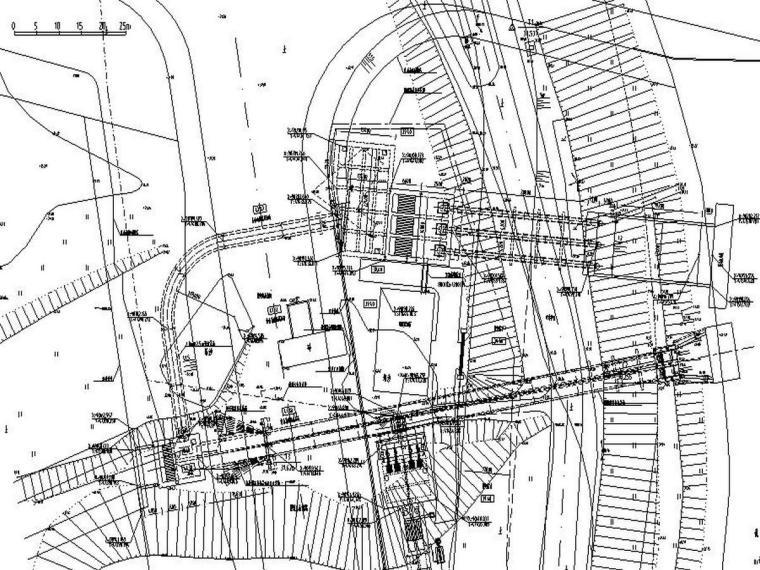 [长沙]雨水泵站及污水提升泵站图纸(含招标控制价)