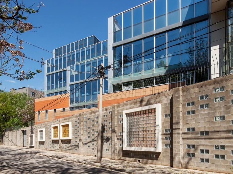 北京汇佳国际学校行政办公楼改造