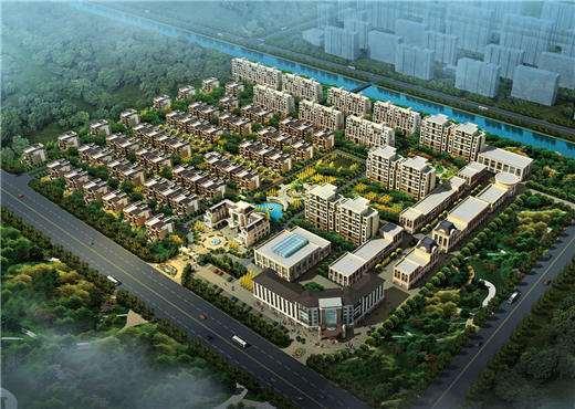 [浙江]城市养老地产项目规划方案建议报告(99页,含案例)