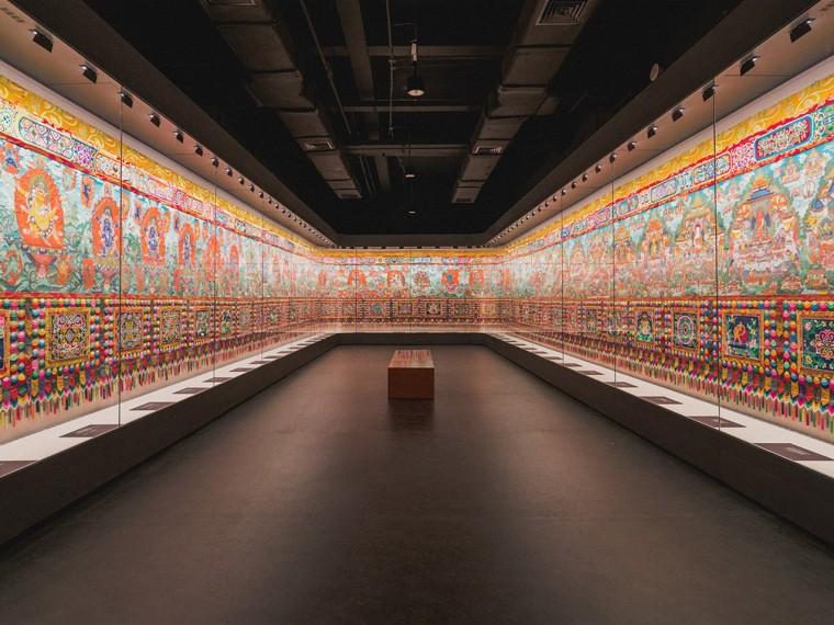 青海藏文化博物馆