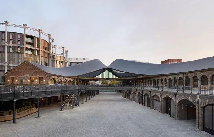 建筑|英国最高建筑权威RIBA公布2019年度奖