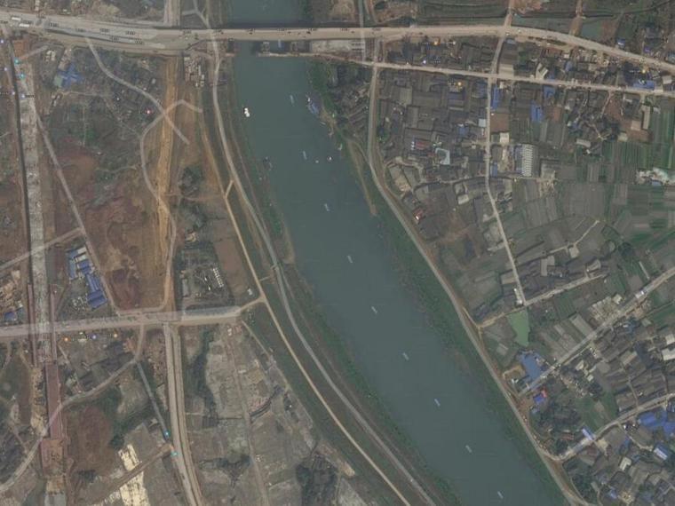 [湖南]防洪涵闸改造工程设计图纸(完整)