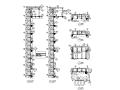 观光电梯最终版钢结构图(PDF/CAD,2017)