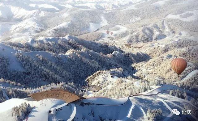 2198米!延庆高山滑雪中心是这样建的!