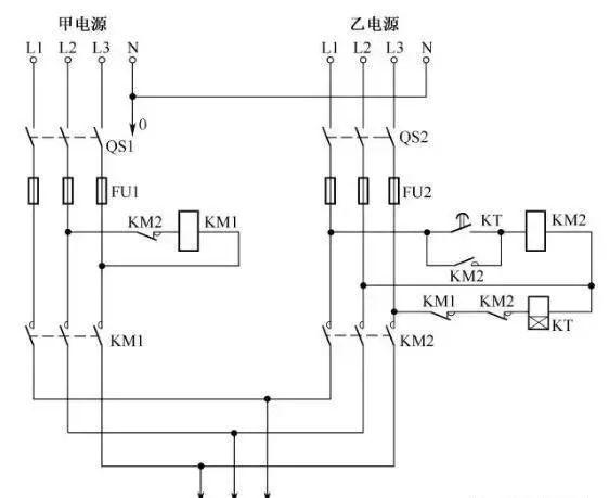 15个常见的电工中级电路图,会操作12个才算得上是电工老师傅!_2