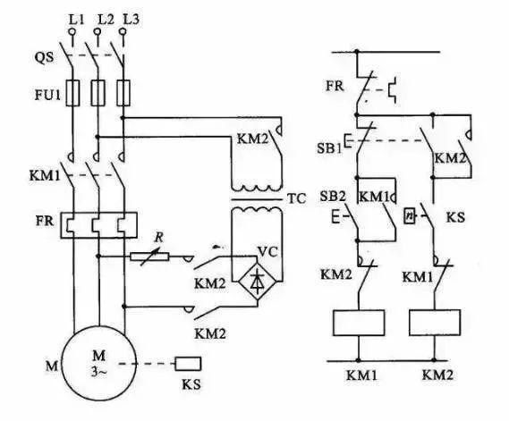 15个常见的电工中级电路图,会操作12个才算得上是电工老师傅!_8