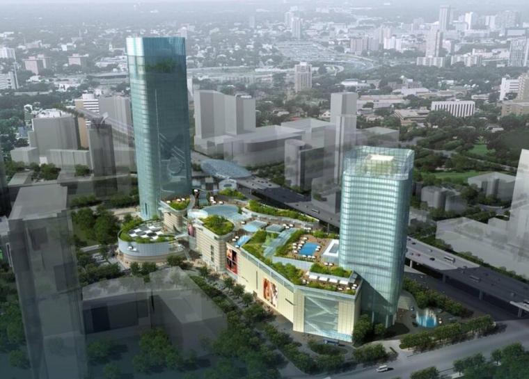 [上海]北疆首席办公楼建筑方案文本(JPG+75页)