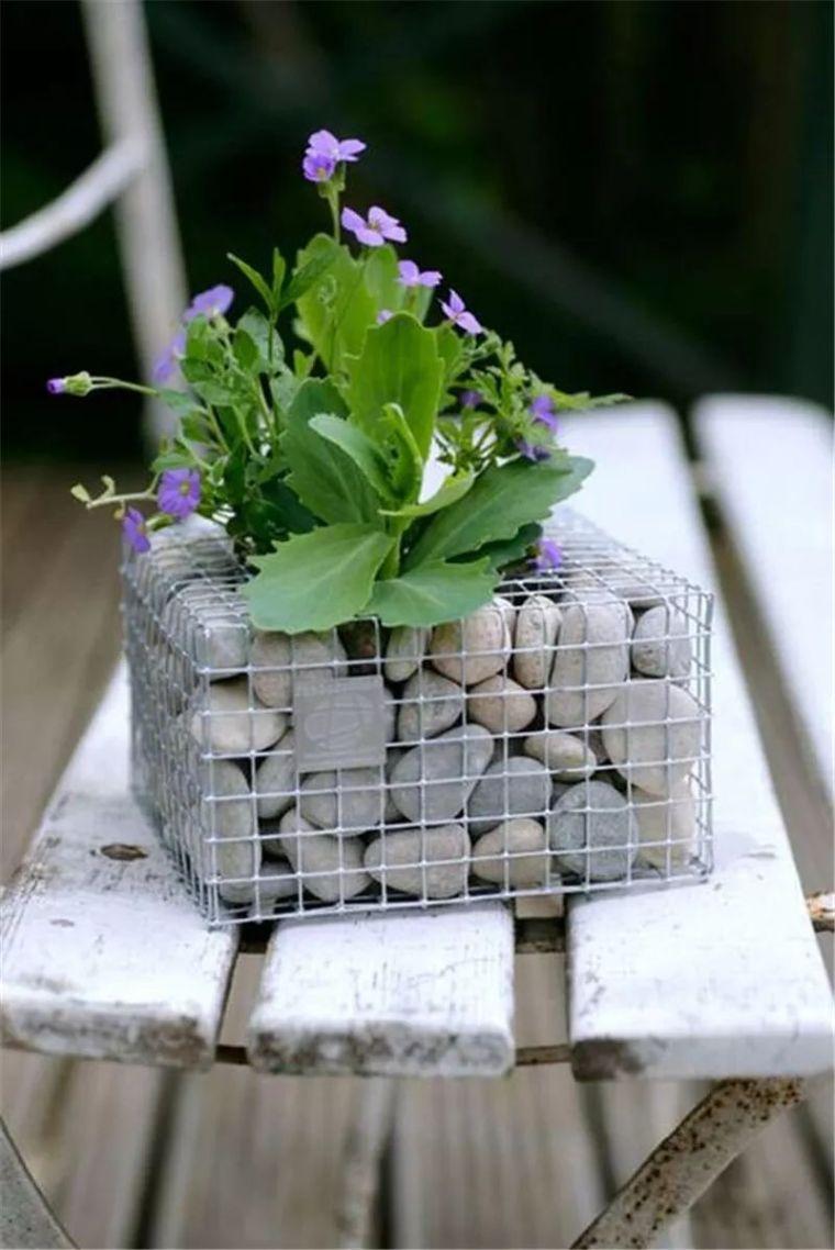 景观最佳CP之石笼与植物!_37