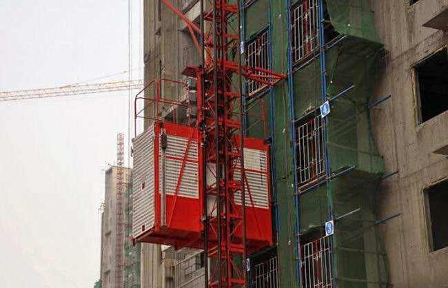 施工电梯监理旁站方案