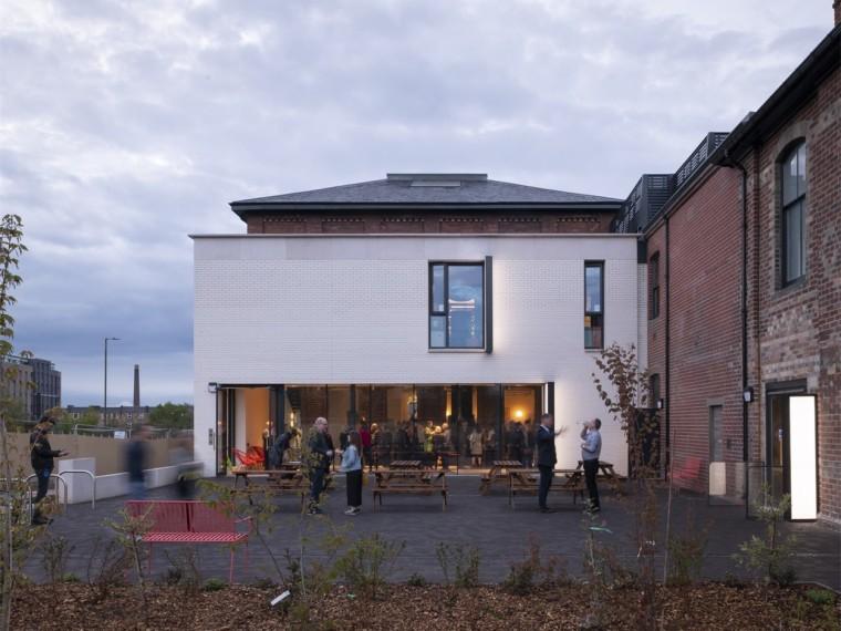 英国爱丁堡印制创意中心