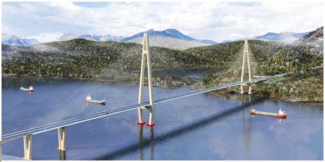 斜拉桥主塔钢锚梁预制安装BIM应用