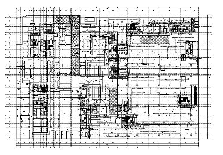 河北五星级酒店及配套商业机电设备竣工图