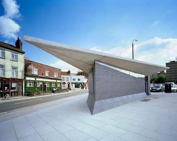 建筑精选|全球最棒的十大公厕设计