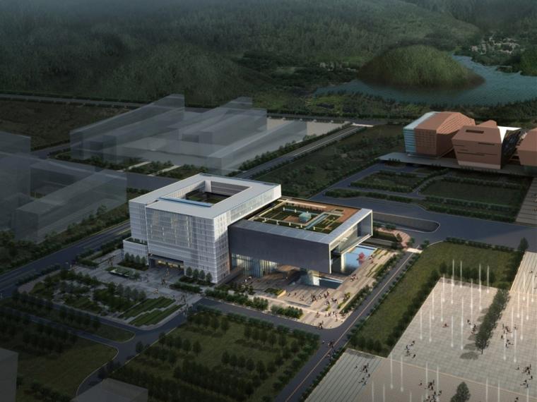 广州市城市规划展览中心