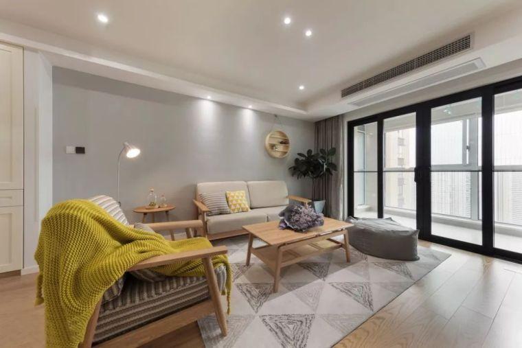 [家居设计]140㎡日式四居室,清新明亮舒适家居~