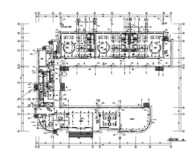 杭州幼儿园给排水设计施工图